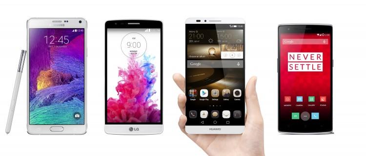 Support, hjälp och service med din Android –oavsett om du har en smartphone med Android från Samsung, LG eller Huawei.