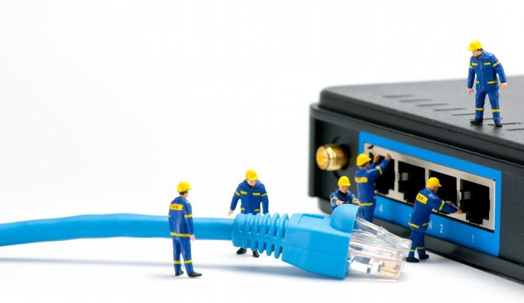 Support av ditt bredband.
